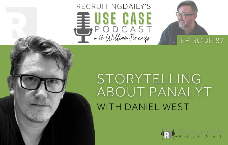 The Use Case Podcast – Storytelling about Panalyt with Daniel West