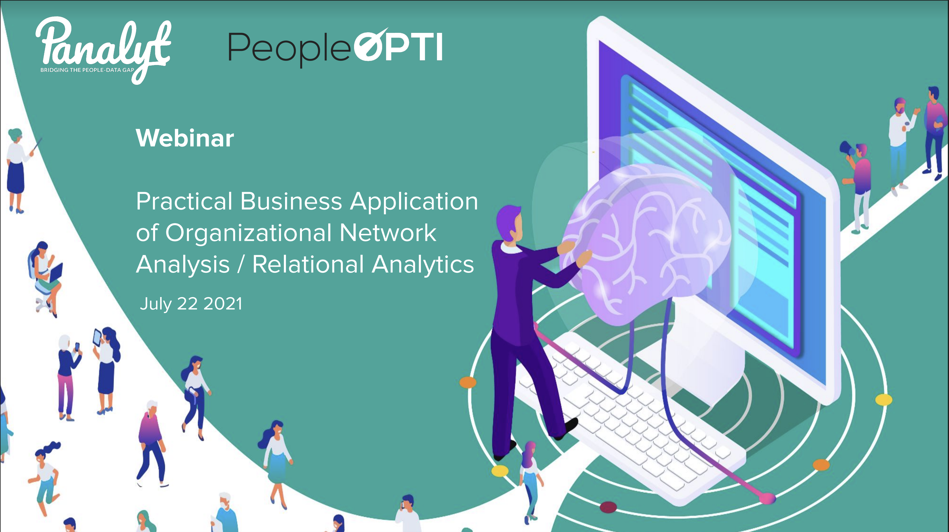 Practical Business Applications of Organizational Network Analysis / Relational Analytics