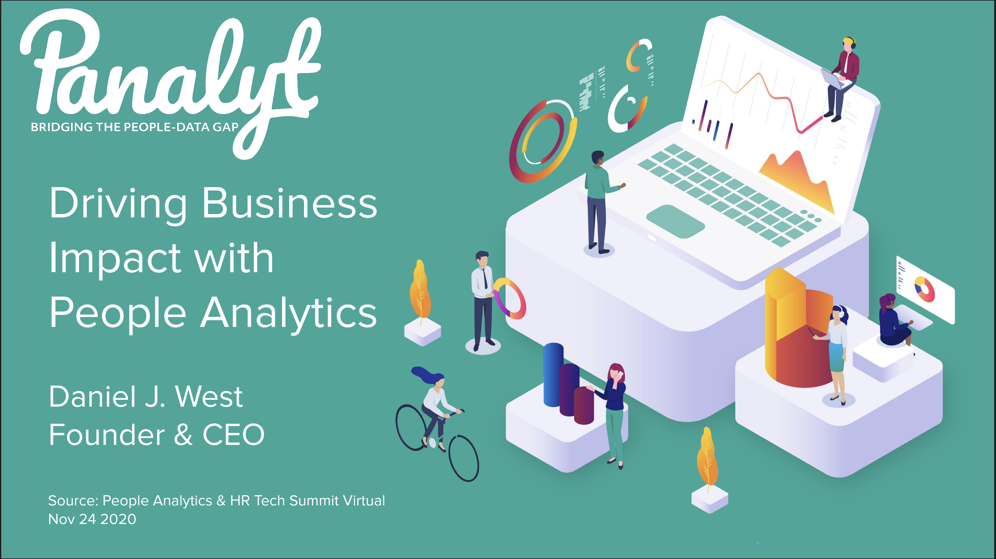 People Analytics: Driving Business Impact