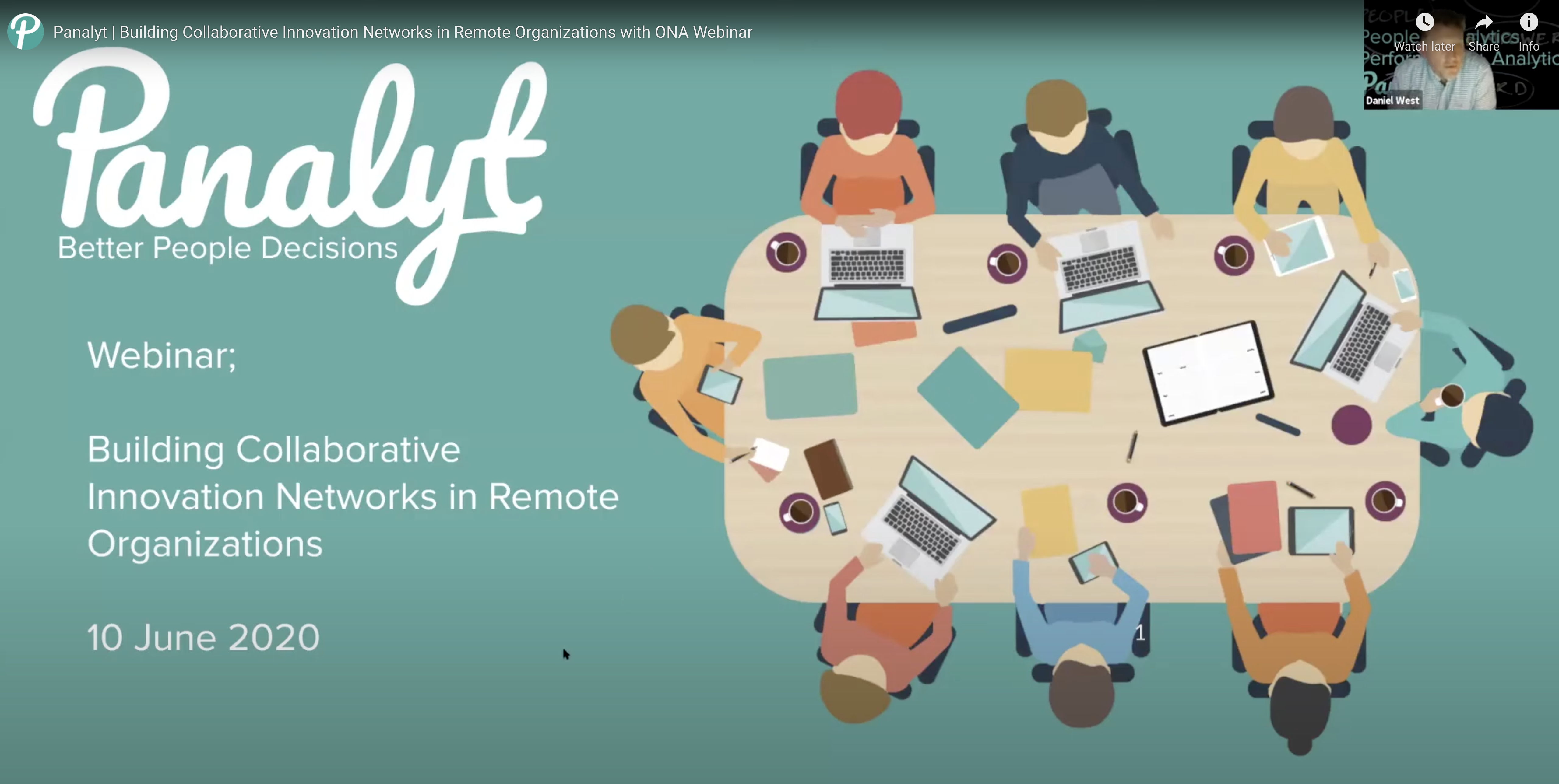 Relational Analytics: Building Collaborative Innovation Networks in Remote Organizations