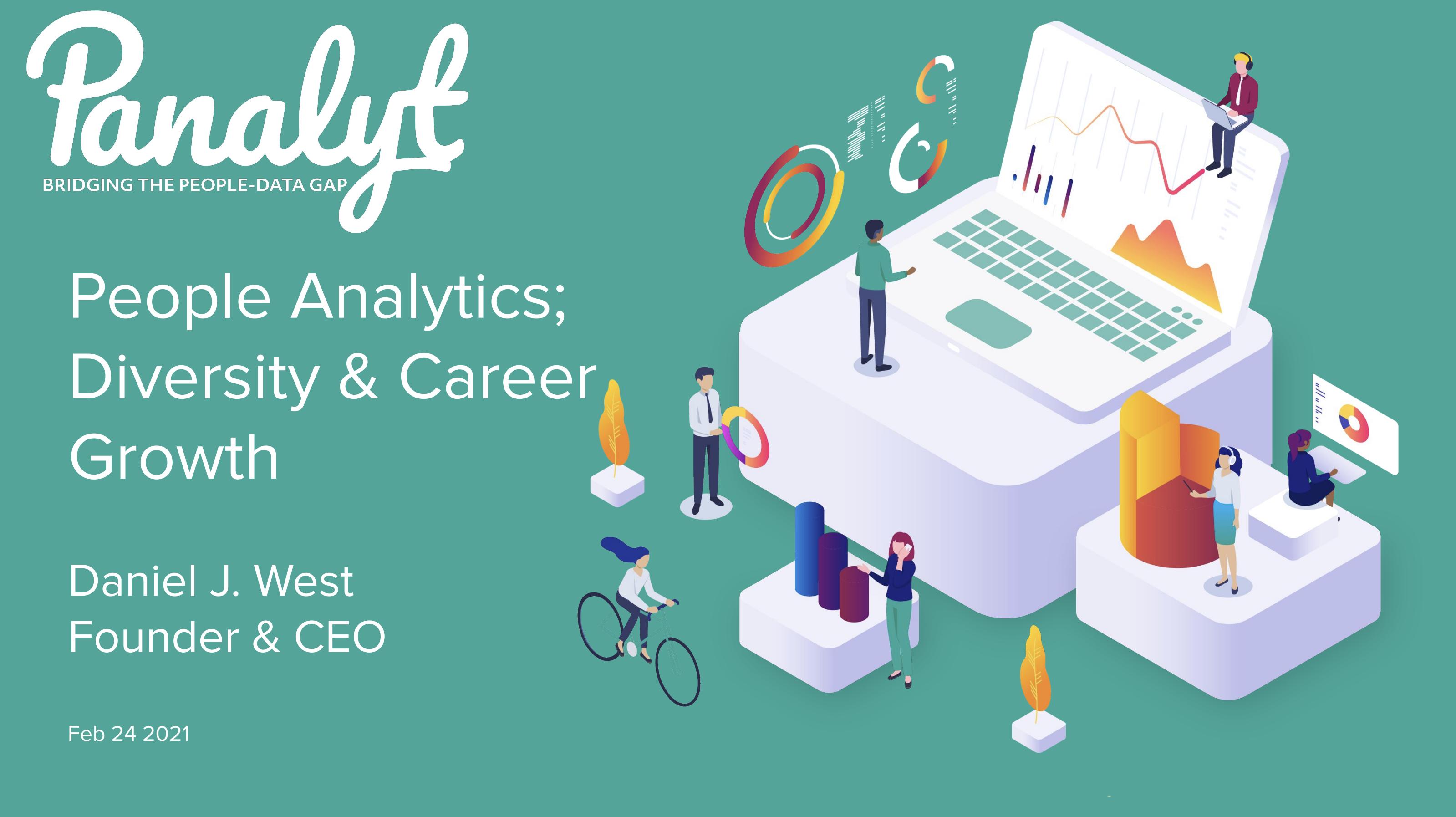 People Analytics: Diversity & Career Growth