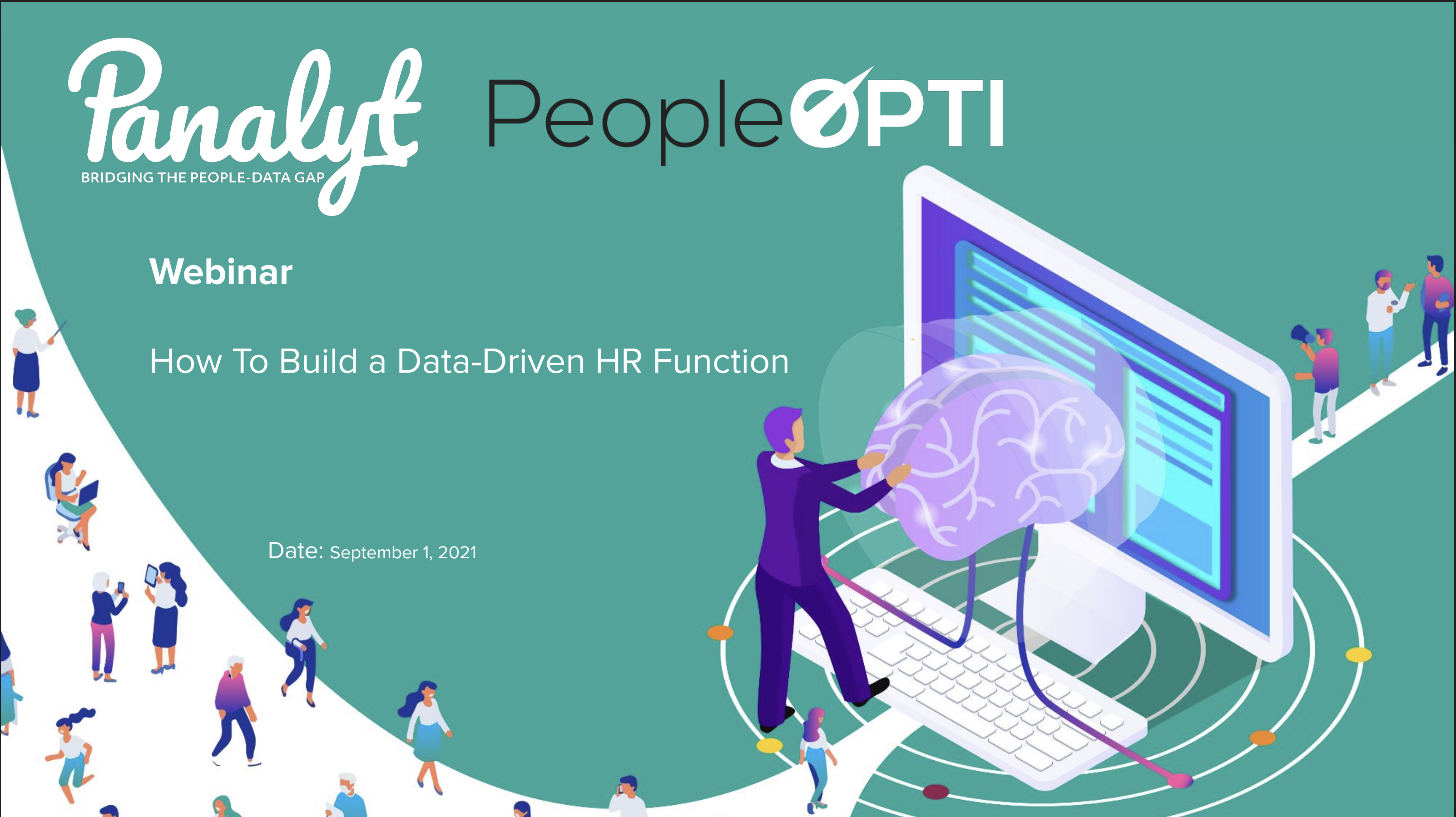How To Build a Data-Driven HR Function