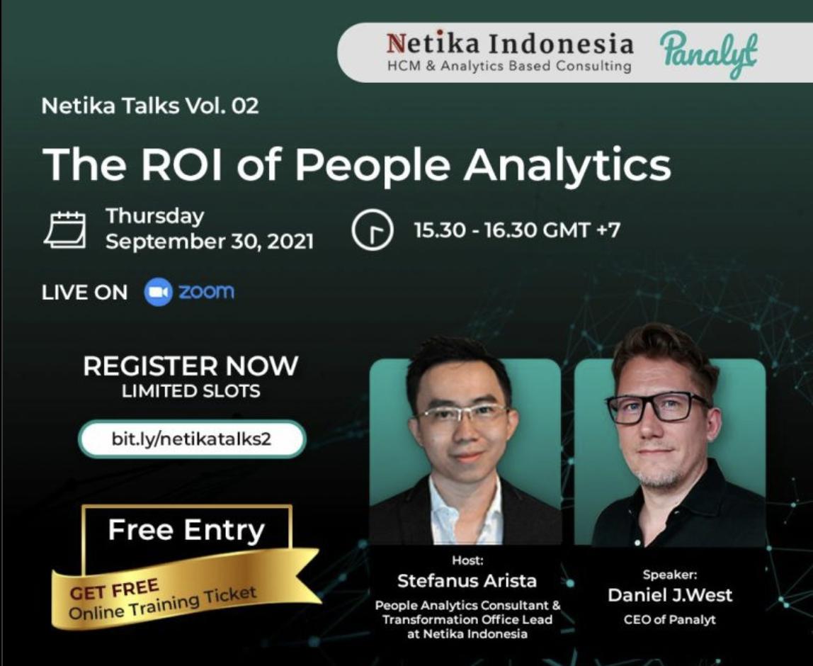 The ROI of People Analytics