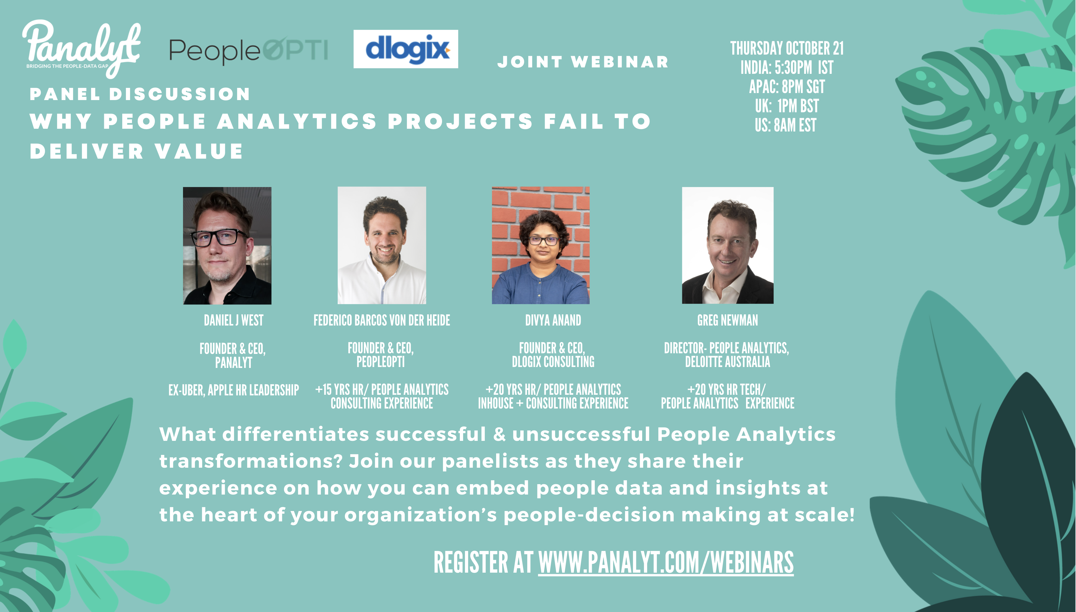 Why People Analytics Projects Fail to Deliver Value